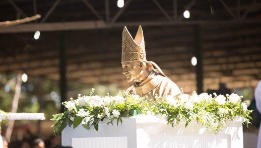 HOMILÍA - 100 años de vida de San Juan Pablo II