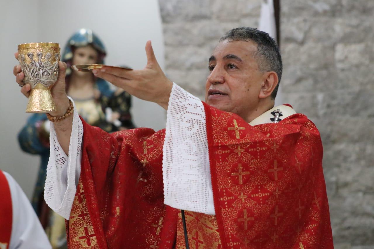Monseñor Ulloa: Los dones recibidos del  Espíritu Santo son para el servicio de la Iglesia
