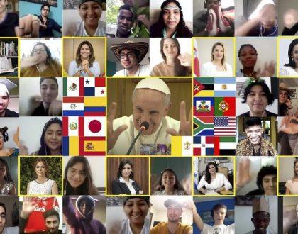 Día Mundial del Ambiente se realiza encuentro de jóvenes de Scholas con Primeras Damas
