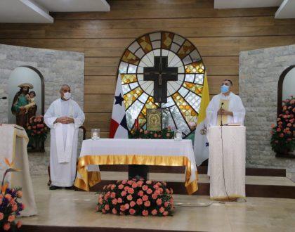 """Mons. Ulloa: """"La Iglesia Católica es servidora y no es  Indiferente al dolor del pueblo"""""""