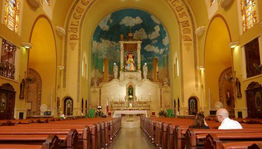 Nota - Santuario Nacional del Corazón de María