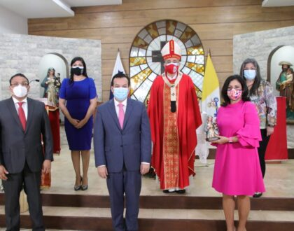 """Monseñor Ulloa: """"El abogado esta llamado a la  construcción de Paz"""""""