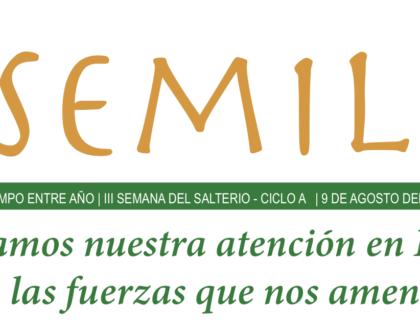 Semilla - 9 de agosto de 2020