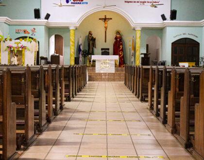 Apertura parcial de templos en la Arquidiócesis de Panamá