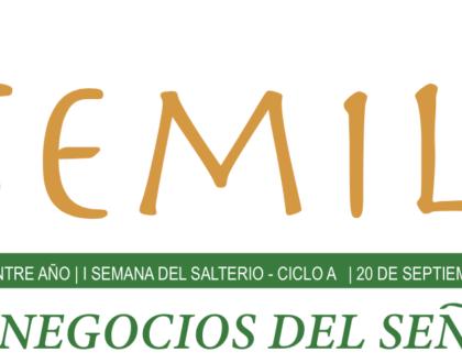 Semilla - 20 de septiembre de 2020