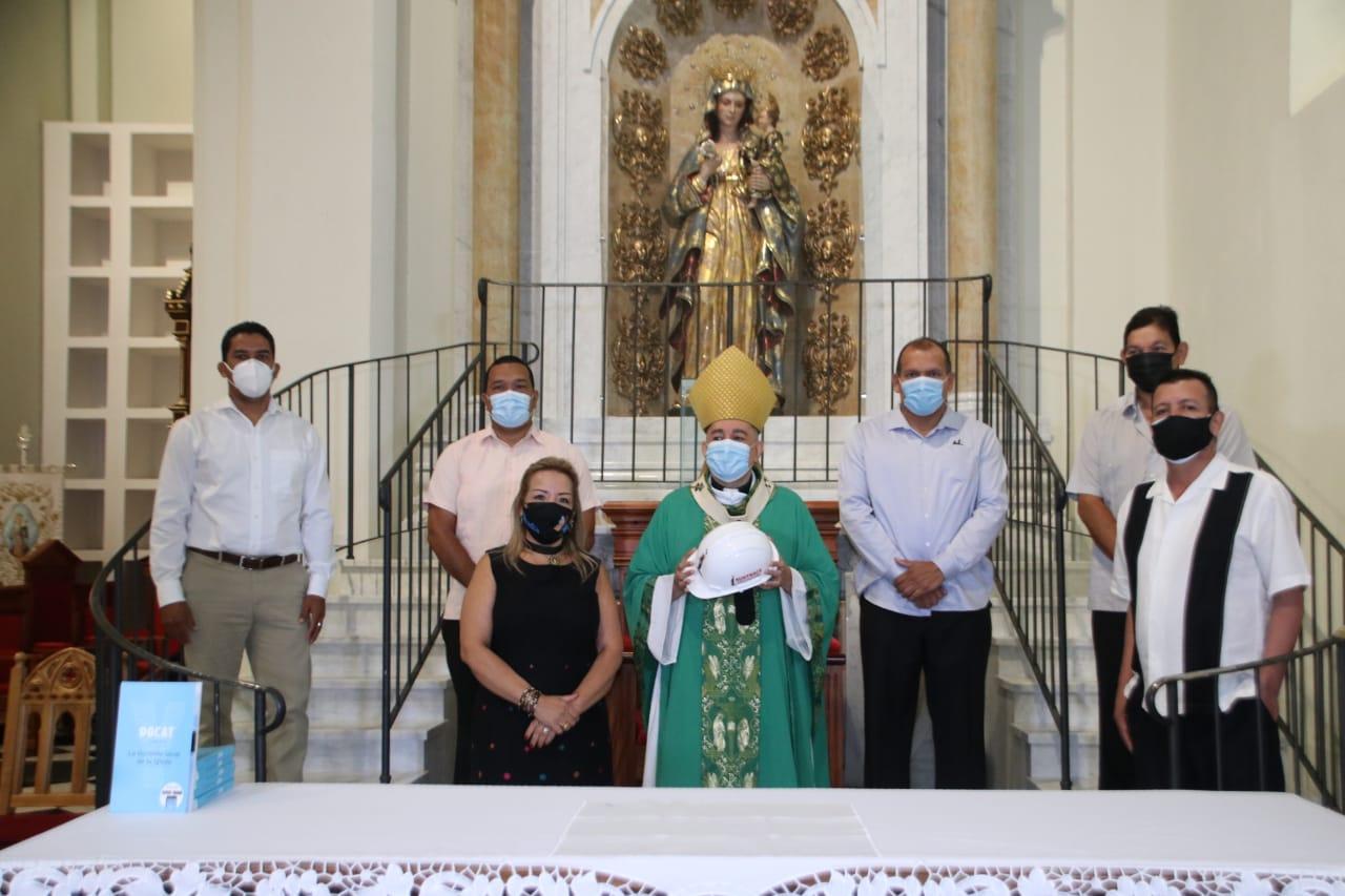 Acción de gracia por los 48 años de fundación Del Sindicato de Trabajadores de Panamá