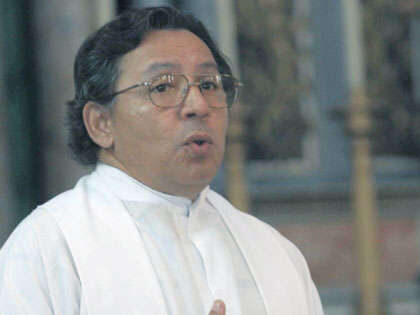 Memoria agradecida por los 45 años de vida  Sacerdotal del P. Conrrado Sanjur