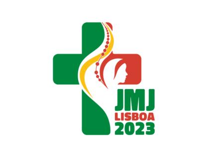 Develan Logo de la JMJ Lisboa 2023