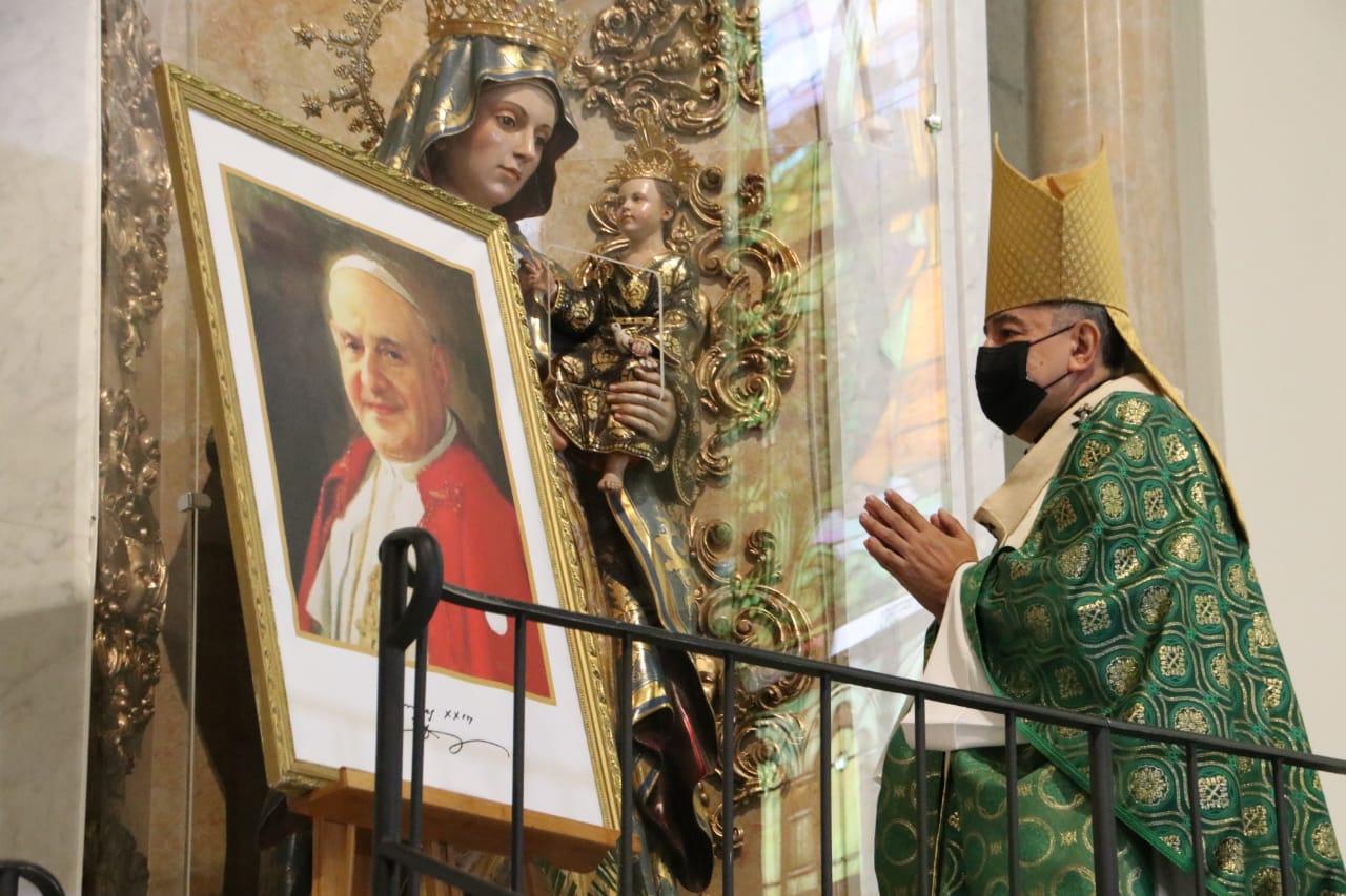 NOTA DE PRENSA - Memoria agradecida por los 58 años de apertura del Concilio Vaticano II