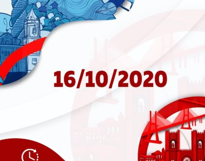 Presentación de logo oficial de la JMJ Lisboa 2023