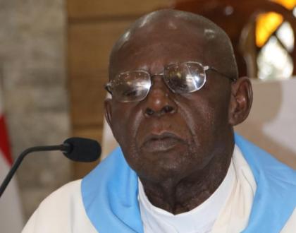 Demos gracias a Dios por su vida, Monseñor Uriah Ashley vive la Pascua Celestial