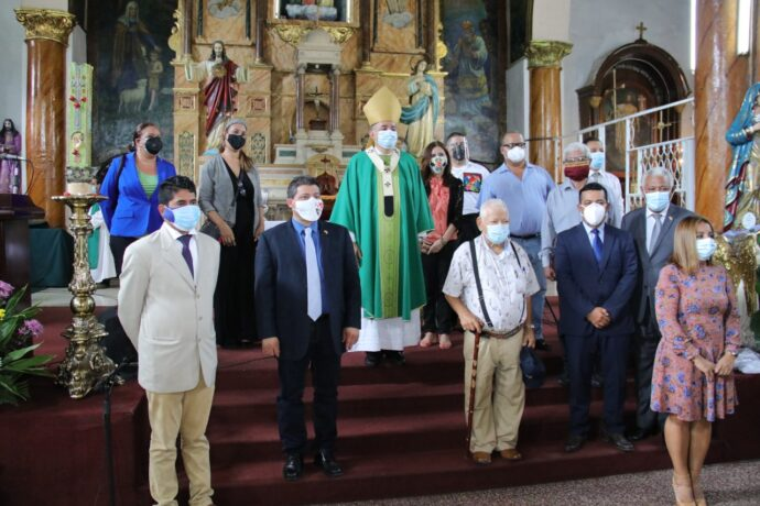 HOMILIA EN EL DIA DEL PERIODISTA PANAMEÑO