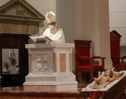"""Arzobispo: """"Navidad2020 quedará grabada para siempre  en nuestro corazón"""""""