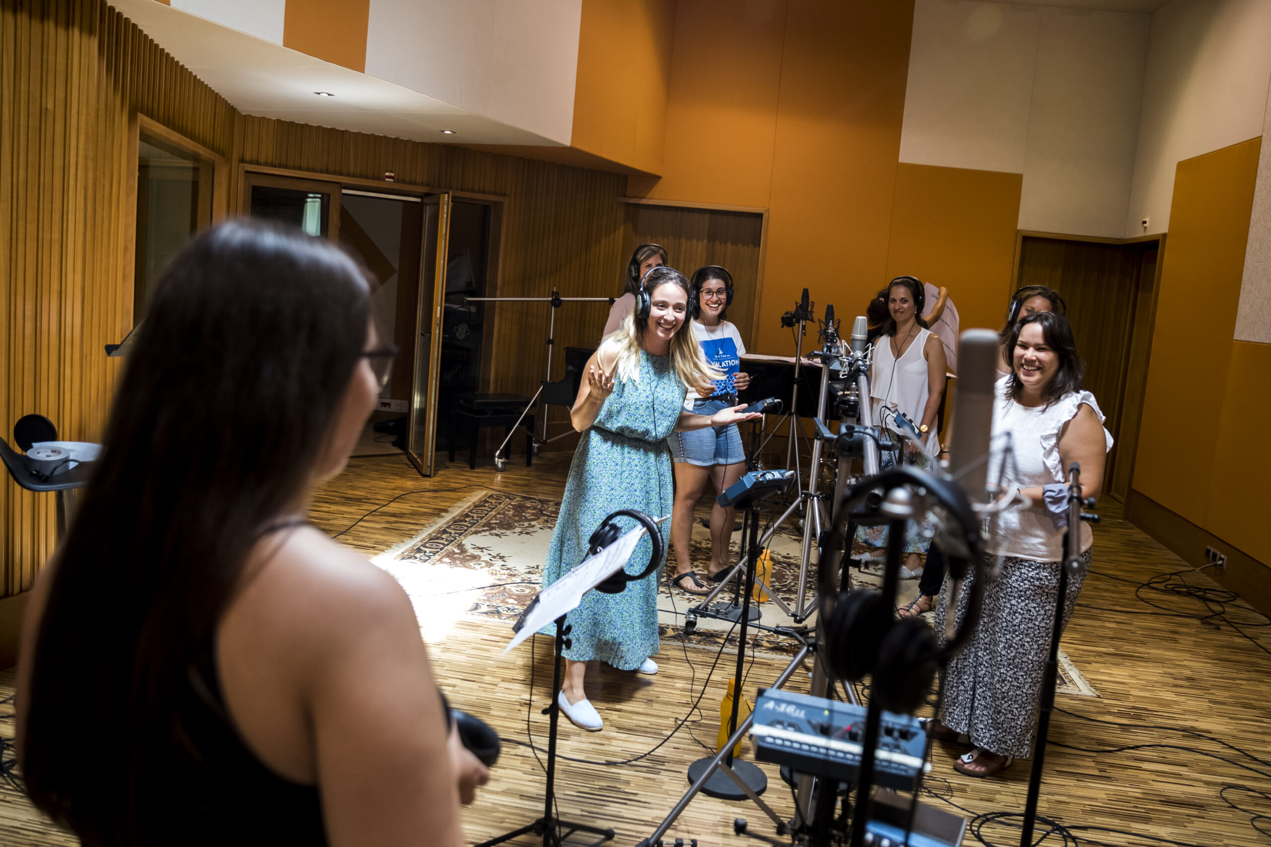 Jóvenes panameños acogen con jubilo Himno oficial deJMJ Lisboa 2023