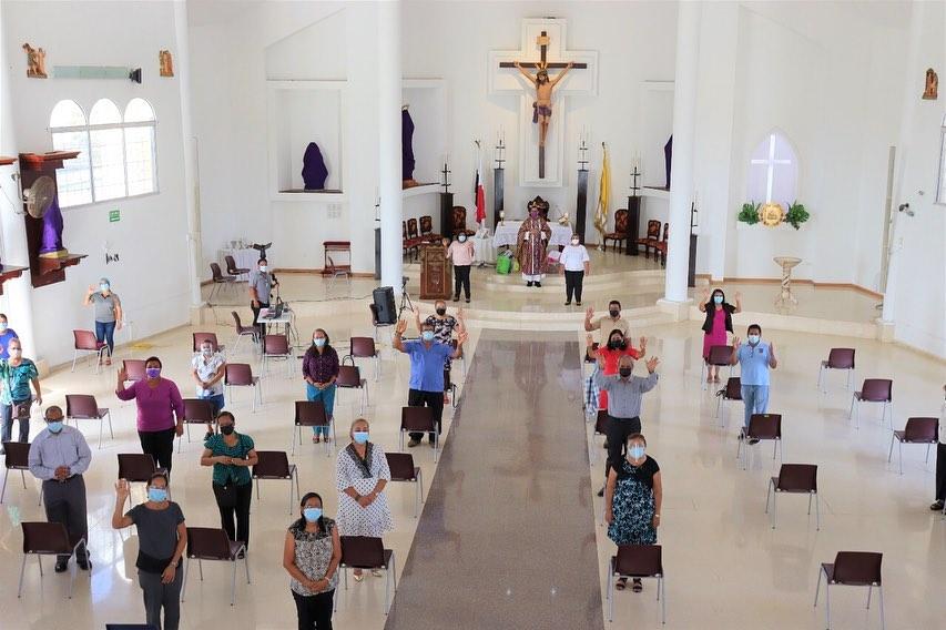 Eucaristía de envió de Educadores de la región de Panamá Oeste