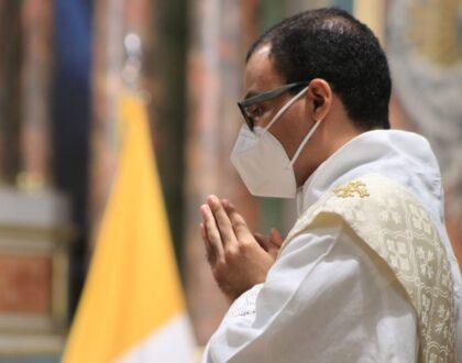 Ordenación Sacerdotal de Luis A. Laguna es motivo de jubilo y gratitud para la Arquidiócesis