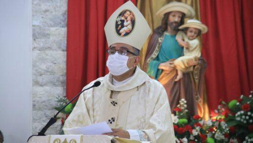 Homilía Fiesta del Seminario Mayor San José  y Fiesta de San José Seminario Mayor San José, 19 de marzo de 2021