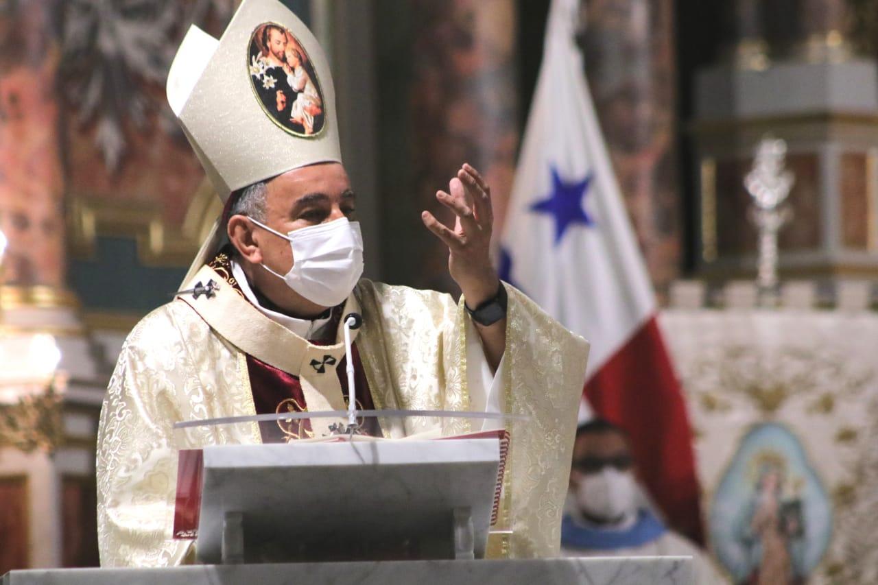 """Mons Ulloa: """"San José es nuestro ejemplo, en su vida descubrimos actitudes profundas"""""""