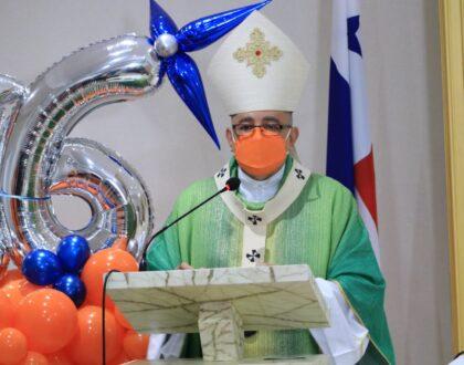 Homilía Domingo XVI Capilla del Arzobispado, 18 de julio de 2021.